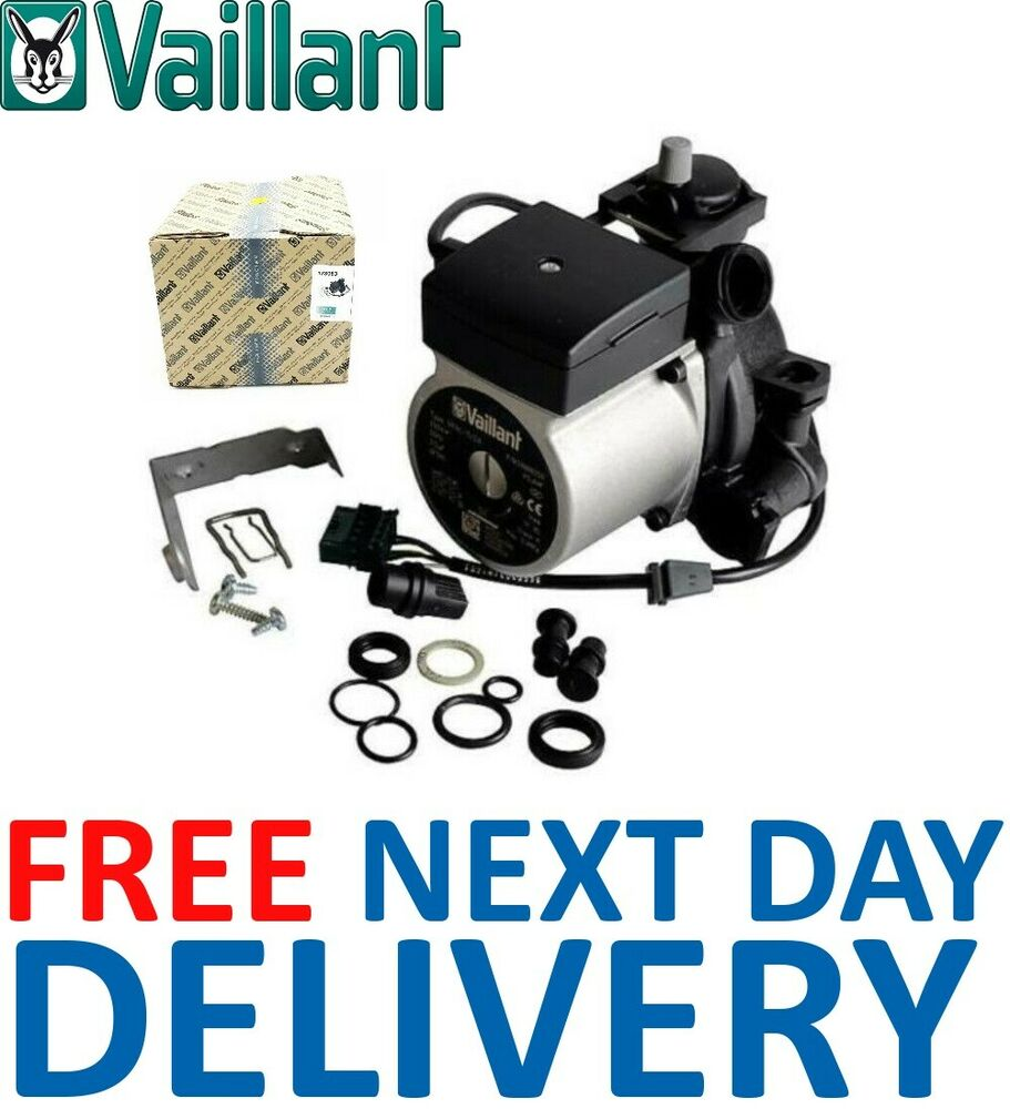 vaillant ecotec plus 824 831 pump 178983 193534 genuine. Black Bedroom Furniture Sets. Home Design Ideas