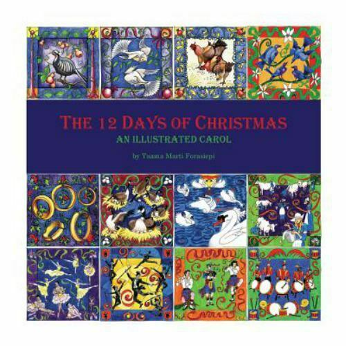 12 Best A Christmas Carol Images On Pinterest: The 12 Days Of Christmas : An Illustrated Carol By Taama