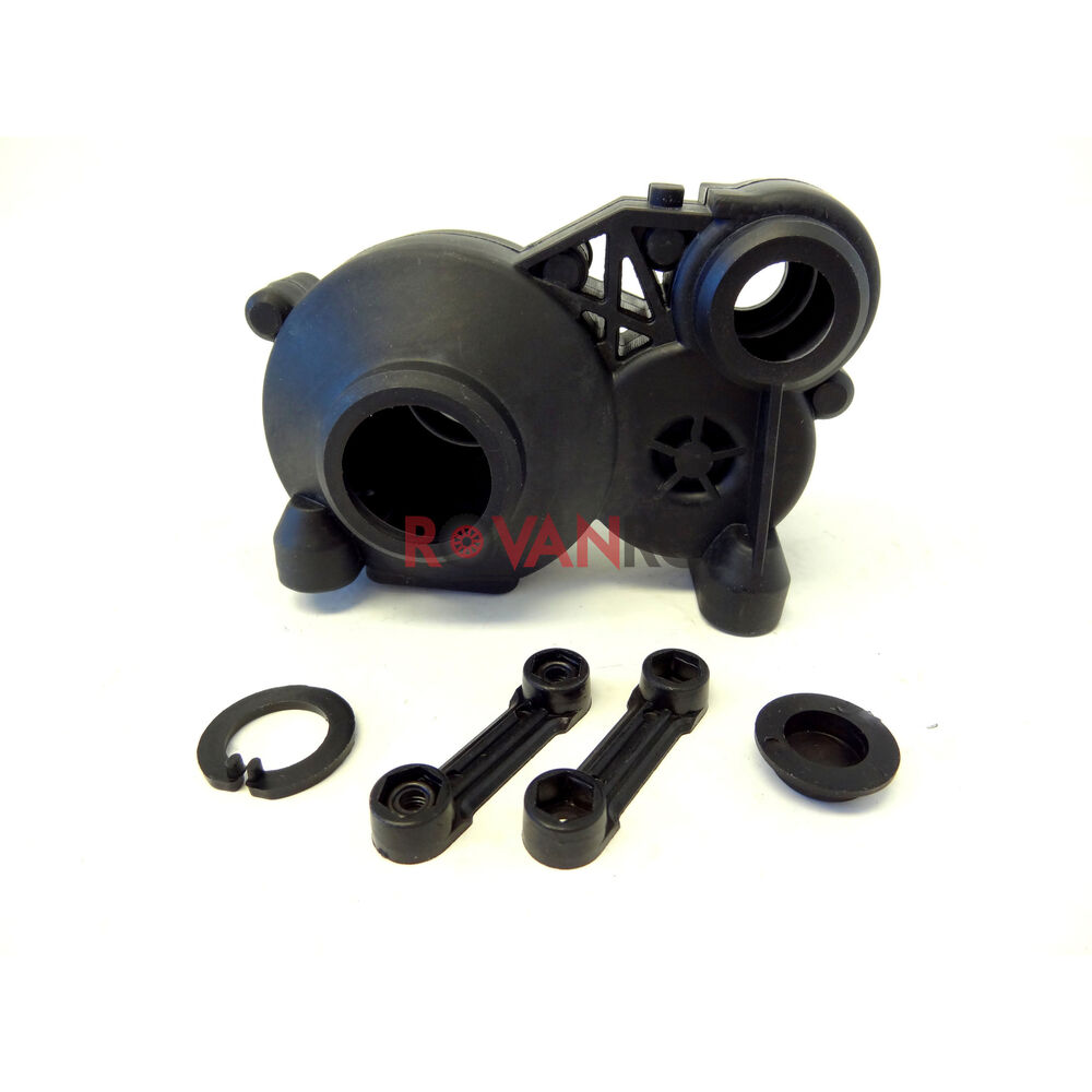 Rovan rc transmission case kit fits hpi baja 5b 5t king - Fax caser bajas ...