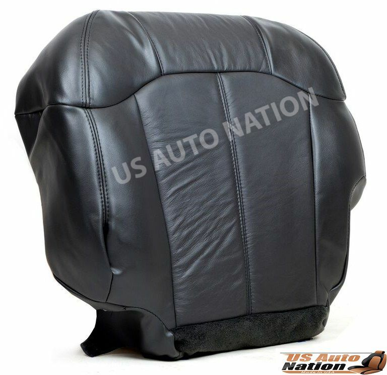Gm Replacement Seat Covers : Chevy silverado bottom driver side replacement
