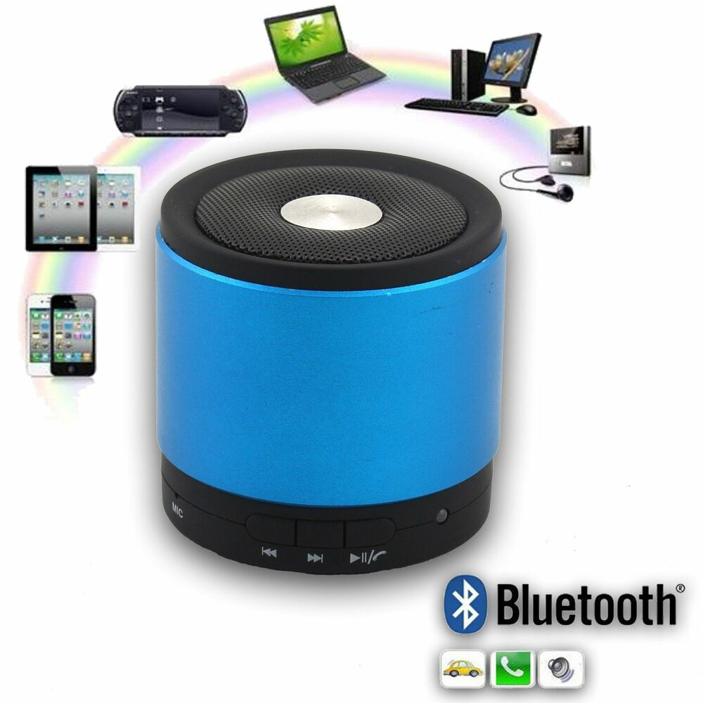 wireless bluetooth speaker mini portable super bass for. Black Bedroom Furniture Sets. Home Design Ideas