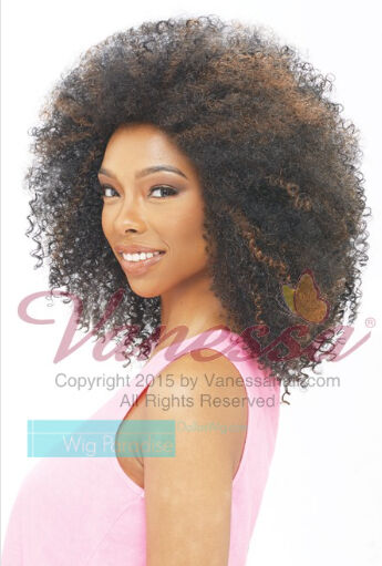 ... Tight Afro Curl Jerry Kinky Hair Style Express Las Jaden Wig eBay