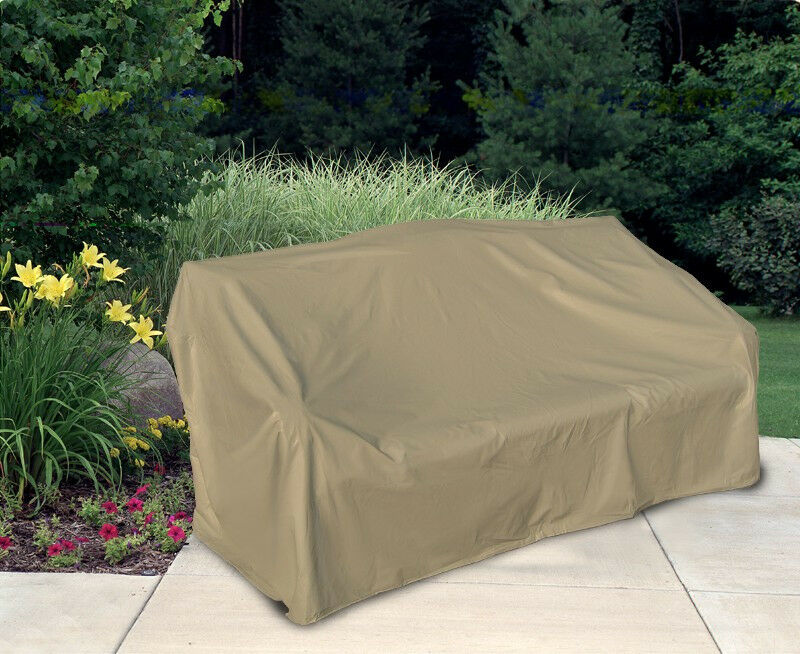 Waterproof Outdoor Patio Furniture Sofa Three Seat Cover Protection