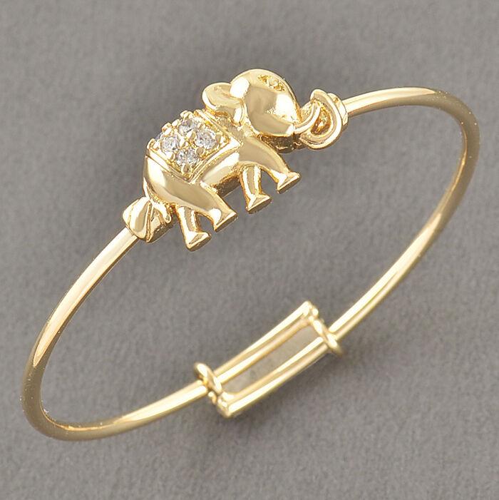 Toddler Jewelry Yellow Gold Filled Infant Childrens ...