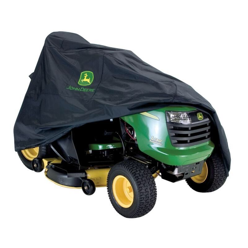 John Deere Riding Mower Seat Covers With Pockets : John deere original standard riding mower cover lp