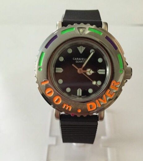 Caravelle Divers watch | eBay