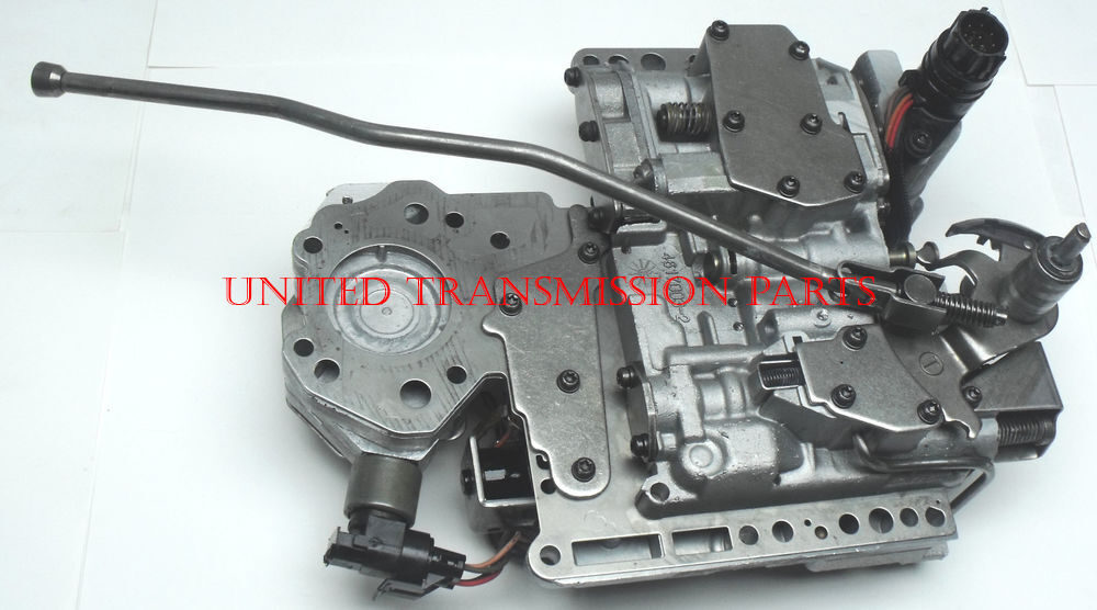 46re Transmission Valve Body Remanufactured Dodge 96