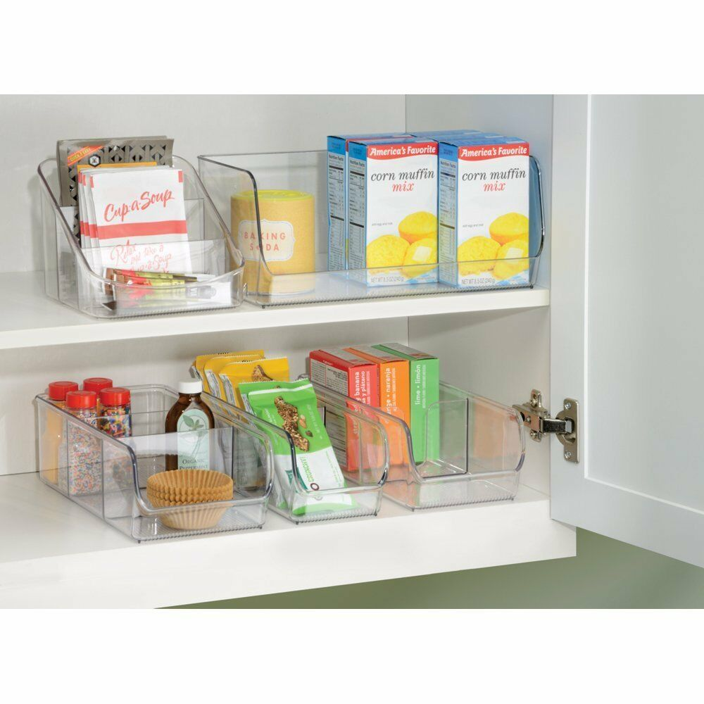 kitchen organizers storage kitchen spice medicine sugar bin clear rack holder storage 2382