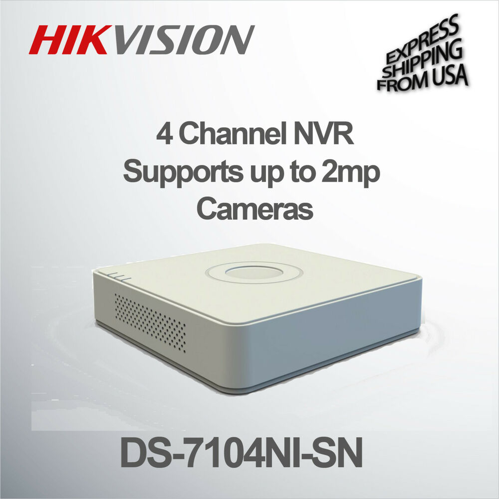 4 channel nvr - Palace resorts reservations