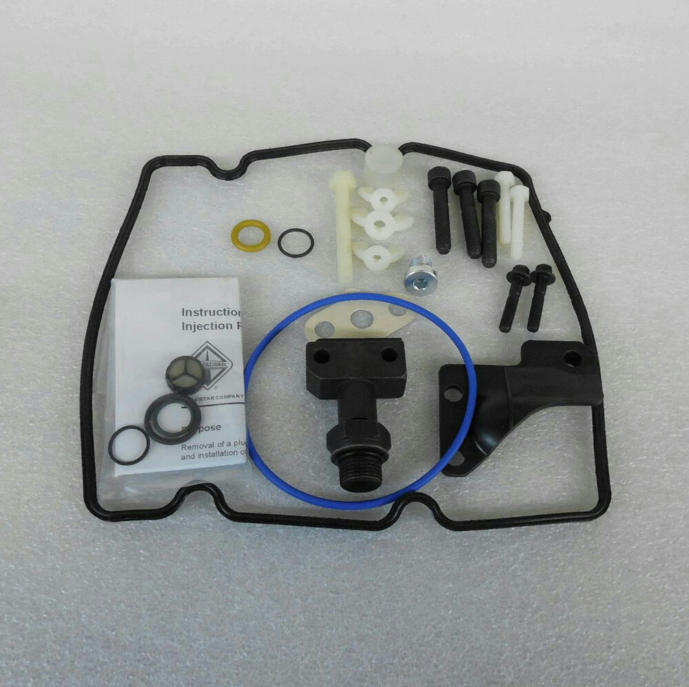 Ford 6.0 Diesel Injector Pump HPOP STC Fitting Update Kit ...