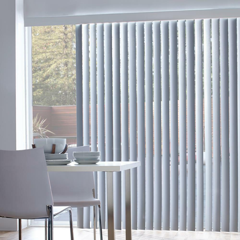Vertical Blind 84 84 With Heavy Duty Tracking And Cover