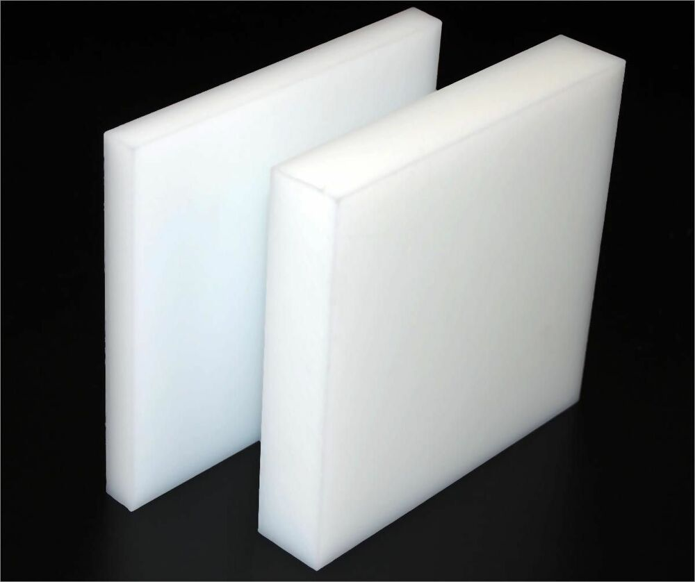 White cutting board hdpe polymer sanalite quot ebay