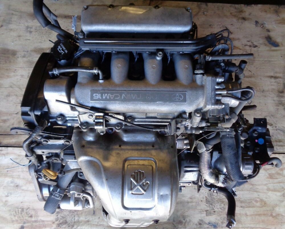 Toyota Mr2 3sge 4 Cyl Engine Twin Cam 16v 2 0l Only Jdm Ebay