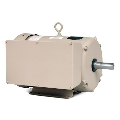 7 5 Hp Electric Motor 1730 1800 Rpm 1ph 60hz Fdl3732m
