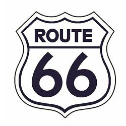 RT 66 Route 66 Sticker D233 YOU CHOOSE SIZE