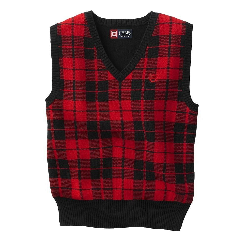 Find great deals on eBay for black sweater vest boys. Shop with confidence.