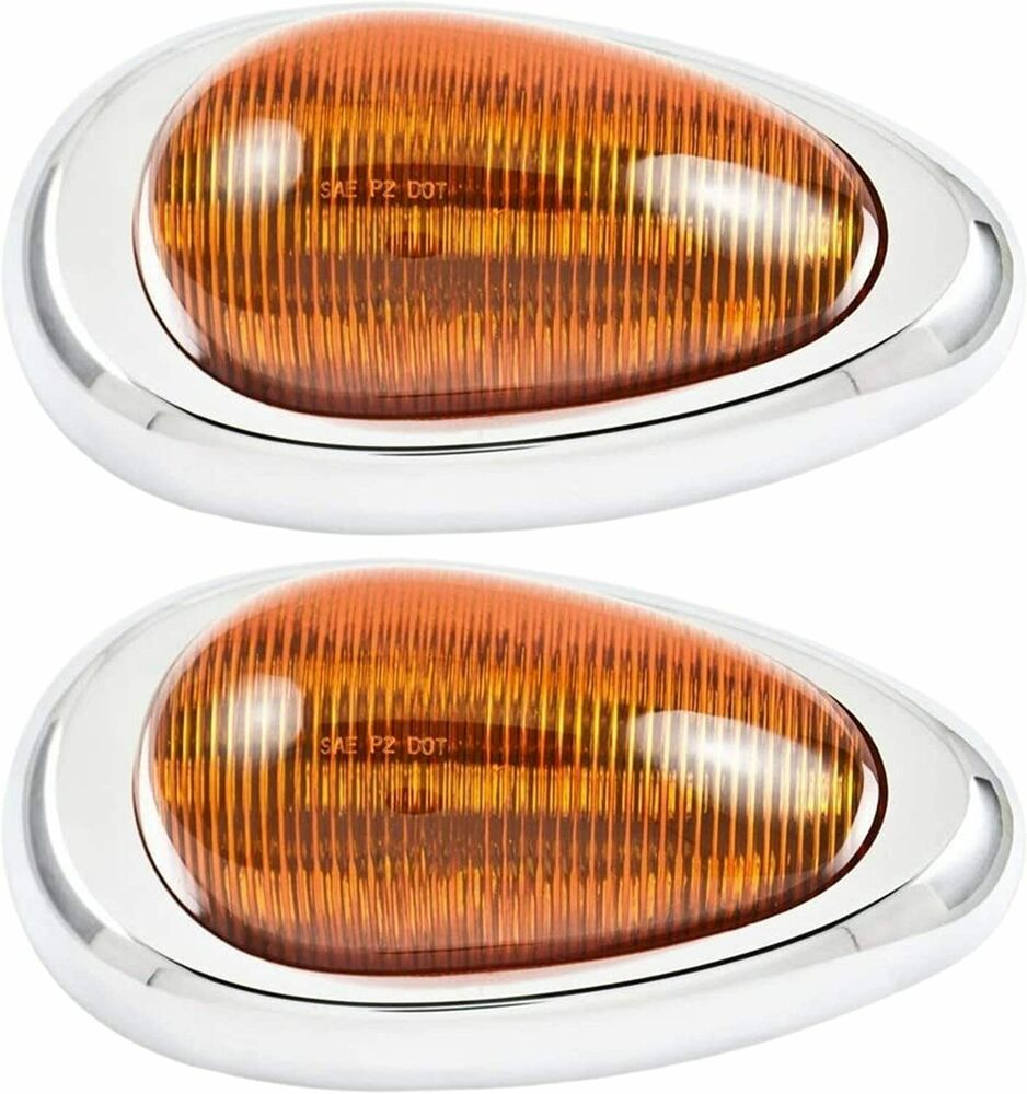 Led Freightliner Century Columbia Side Marker Signal Light