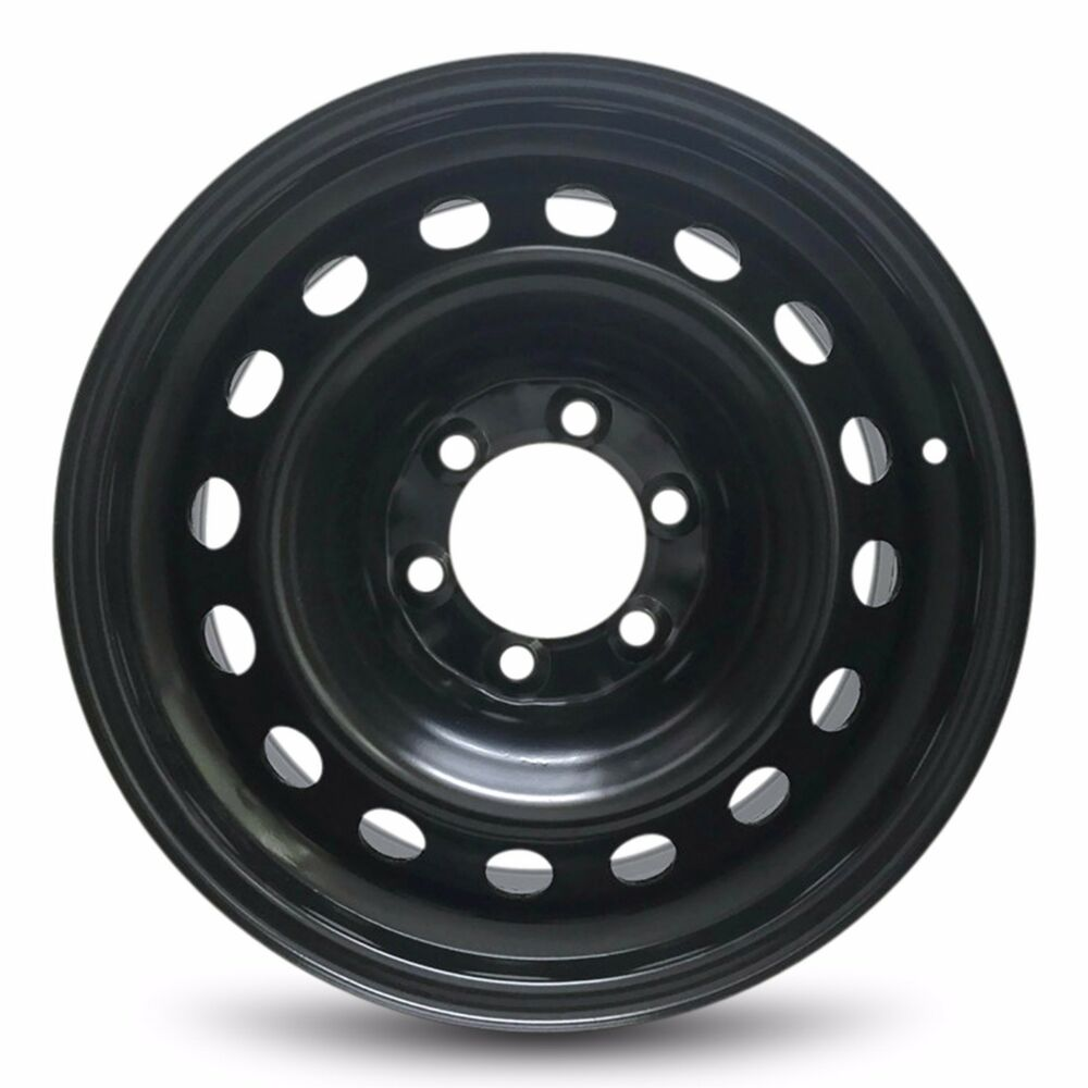 New Toyota Tacoma 17x7 5 Quot 6 Lug Replacement Steel Wheel