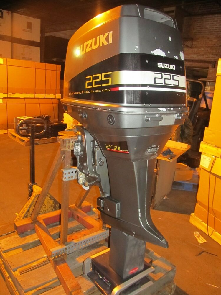 2000 225hp 225 25 Shaft Efi Suzuki Outboard Motor For