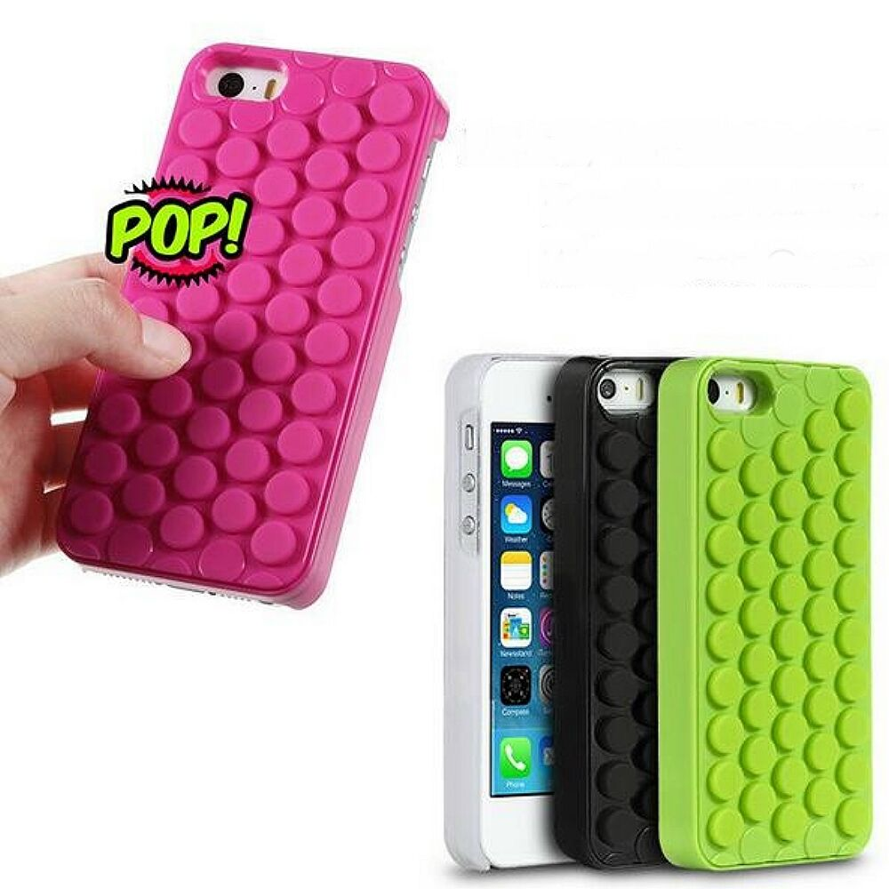 phone cases iphone 5 cover skin for iphone 5 5s 6 6plus puchi pop 3d 15840