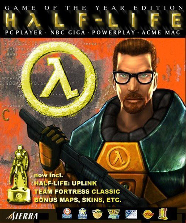 Half life uplink demo - download