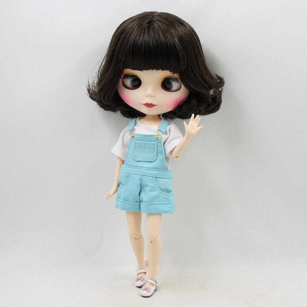 12 Neo Nude Short Hair Blythe doll From Factory JSW59005