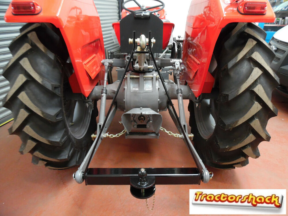 Tractor Tow Hitch : A frame point tow hitch small tractor mounted towing