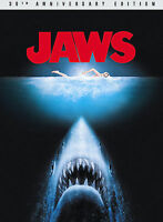 Jaws (DVD, 2005, 2-Disc Set, Widescreen Sealed