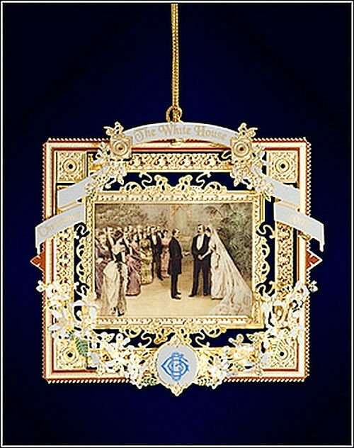2007 The White House Historical Christmas Ornament