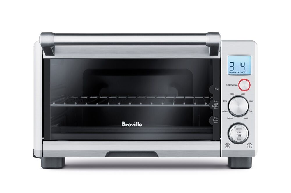 Breville bov650xl the compact smart oven 110 volts ebay for Breville toaster oven