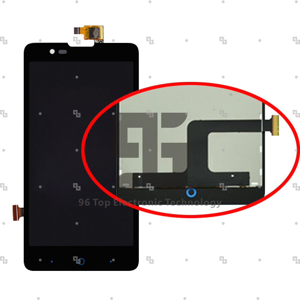 full touch screen digitizer lcd display assembly for zte. Black Bedroom Furniture Sets. Home Design Ideas