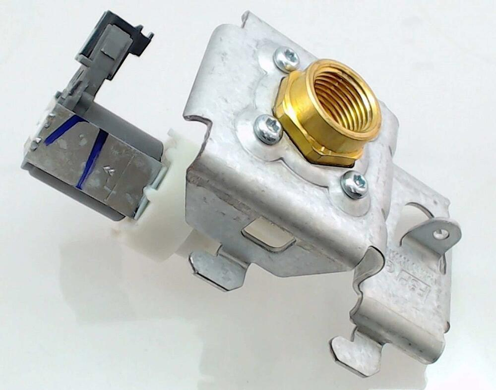 Water inlet fill valve whirlpool kenmore dishwasher dish repair part w10158389 ebay - Kitchenaid dishwasher fill valve ...