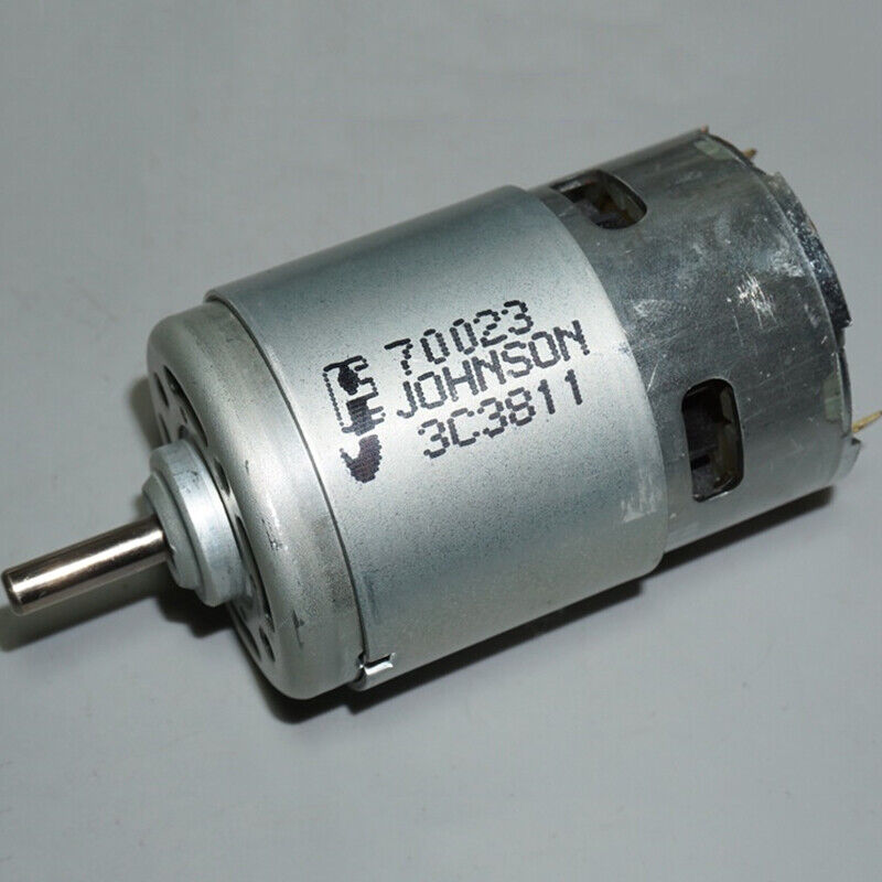 Dc 12v 30v 24v High Power Large Torque Rs 555 Dc Motor For