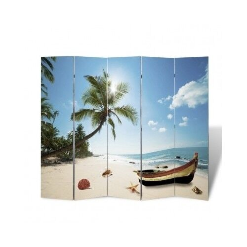 Room Divider Partition Decorative Privacy Screen Folding