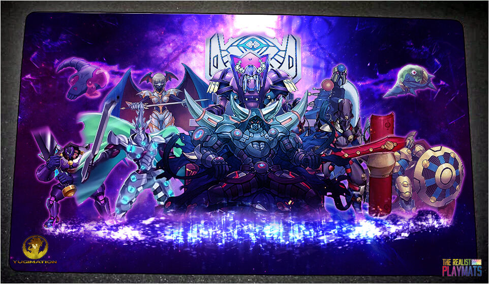 Free Shipping Custom Yugioh Playmat Play Mat Yugimation D