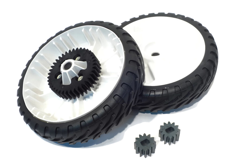 Tractor Wheel Person : Oem toro quot wheels gear pinions for rwd