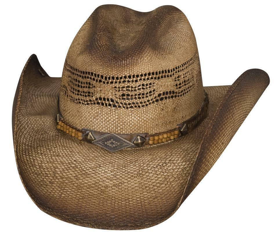 Bullhide Women's Bangora Straw Cowboy Hat - FULL SPEED ...