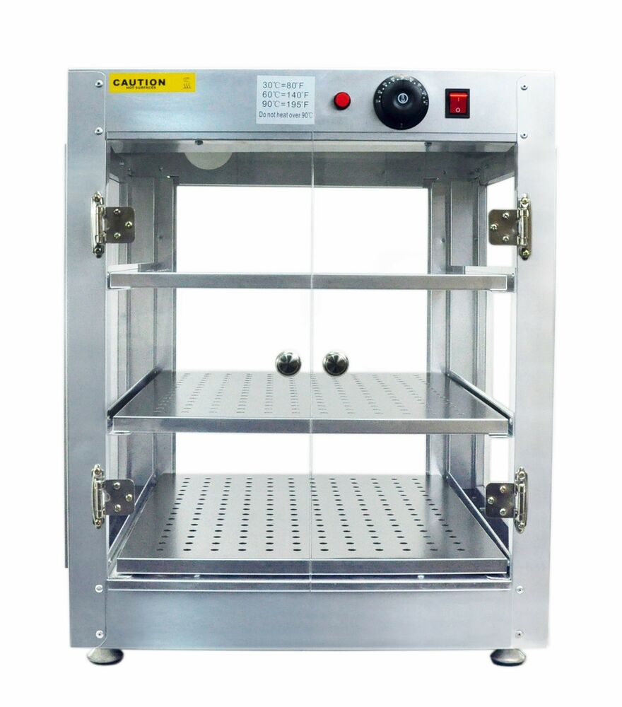 Commercial Food Warmer Cabinet ~ Commercial countertop food pizza pastry