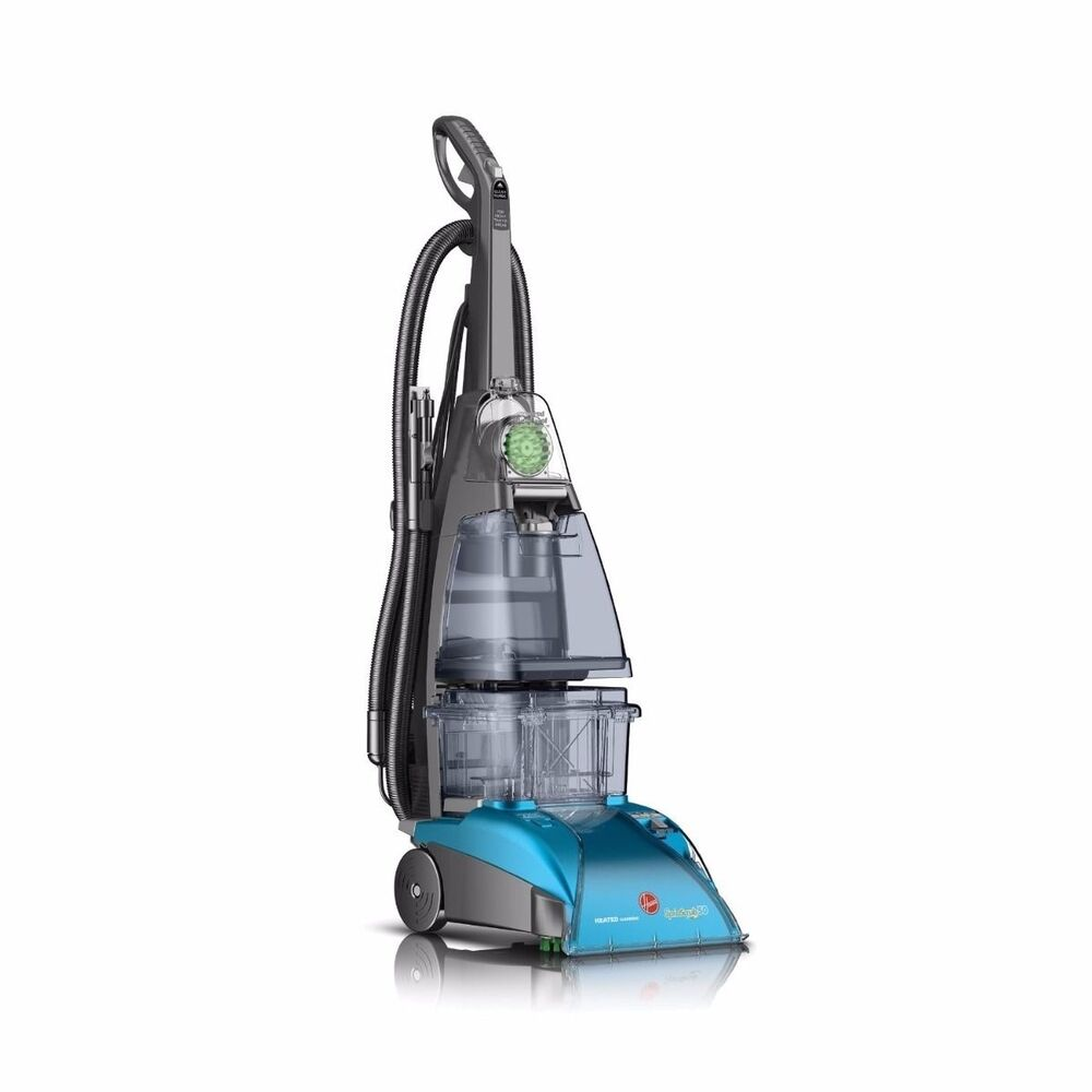 Hoover Upright Carpet Cleaner Rug Upholstery Shampooer Vac