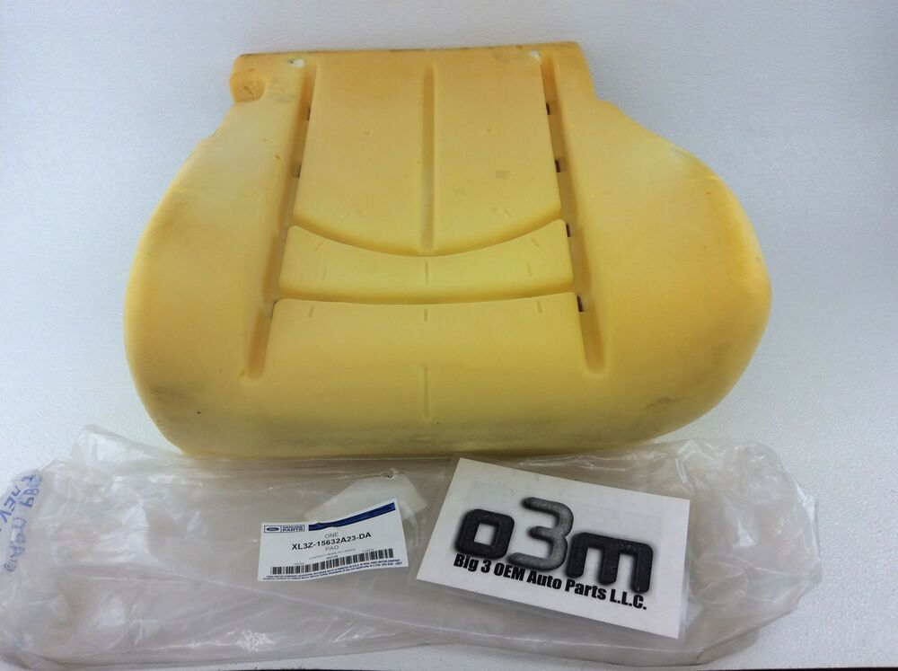 Ford F 150 Lightning Front Driver Seat Bottom Cushion Pad