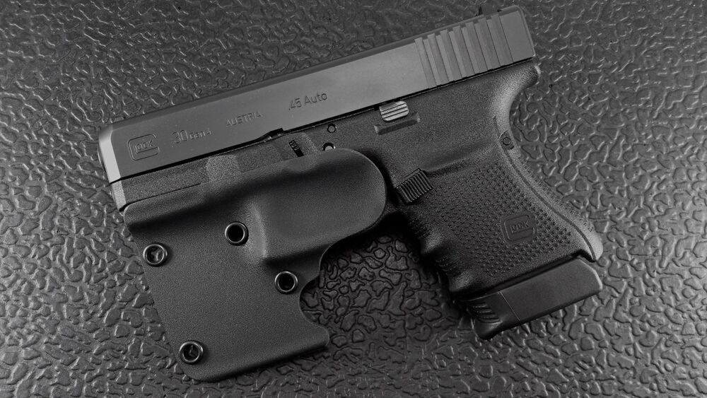 The BEST Pocket Holster for GLOCK G30 /G30S/ G30SF/ G29 ...