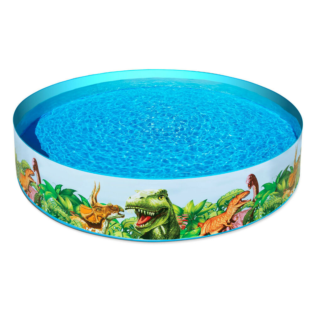 bestway kinder pool planschbecken schwimmbecken schwimmbad swimmingpool 244cm ebay. Black Bedroom Furniture Sets. Home Design Ideas