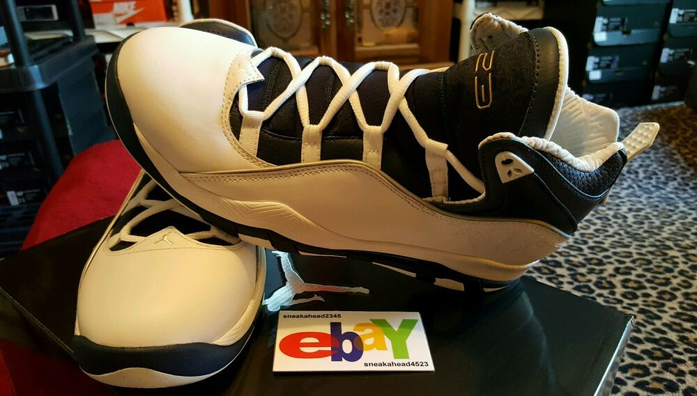 995f109b9a9 Details about Air Jordan Olympia 3 12 8 WHT MTLLC SLVR-MDNGHT NVY-MTLL  323096 102 Olympic 2018