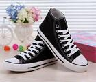 Fashion Mens Lace up Athletic Leisure Sneakers Sport Casual Canvas Shoes US Size