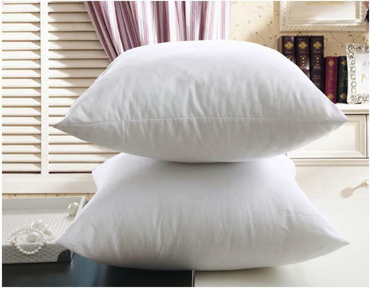 Throw Pillow Form Insert : Sham Stuffer Square Cushion Throw Pillow Form Insert Polyester Hypoallergenic eBay
