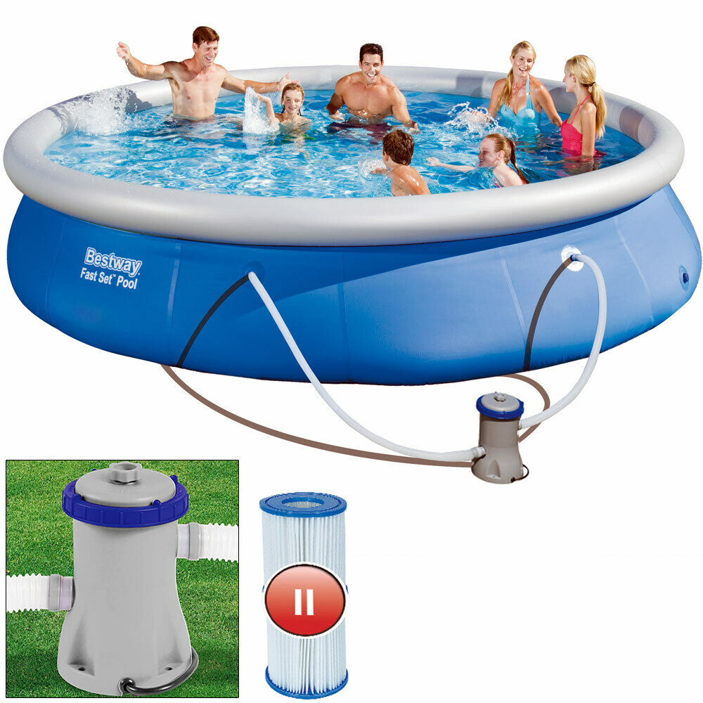 Quick up pool swimming pool planschbecken schwimmbad for Quick up pool obi