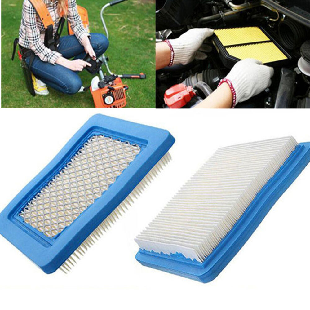 Square Lawn Mower Air Filters Accessories Filter Element