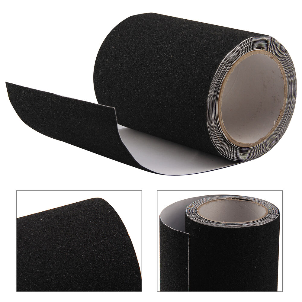 15cmx5m High Grip Anti Slip Tape Non Slip Adhesive Backed