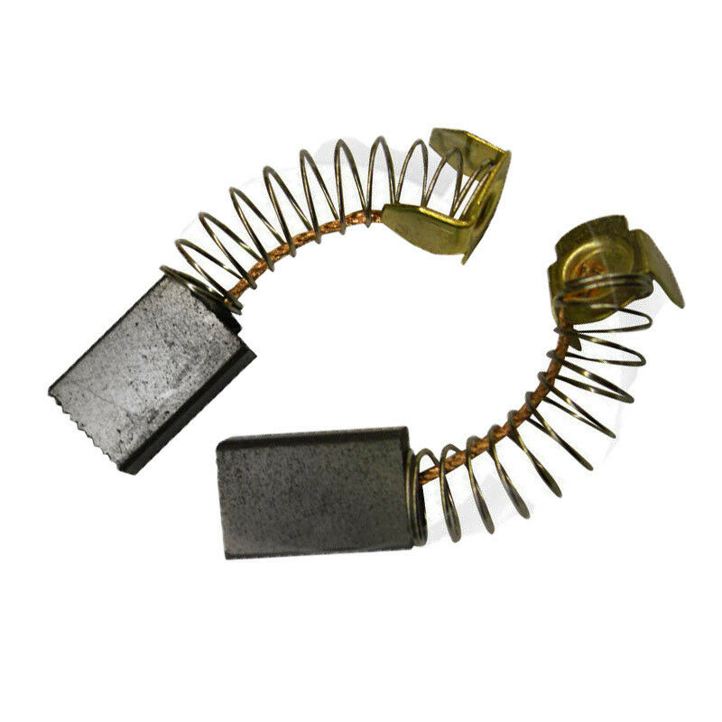 5 Pairs 6x10x17mm Electric Motor Carbon Brushes For Makita