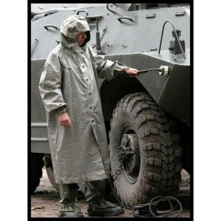 img-NEW NBC ANTI NUCLEAR BIOLOGICAL AND CHEMICAL RAINCOAT WATERPROOF WITH HOOD
